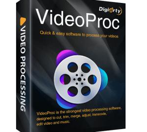 VideoProc 4.3 Crack + Serial Key For Windows Free Download [2022]
