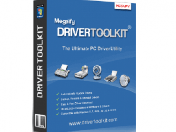 Driver Toolkit 8.9 Crack + License Key Free Download { Latest }