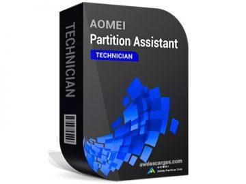 AOMEI Partition Assistant 9.0 + Crack [ Latest ]