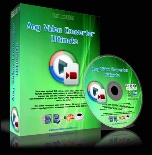 Any Video Converter Pro 7.1.0 (Latest Version)