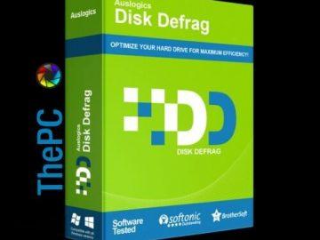Auslogics Disk Defrag Crack Pro 10.0.0.4 + Key Download 2021