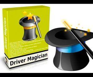 Driver Magician 5.4 Crack + Keygen Full Version Free Download 2021