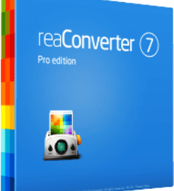 ReaConverter Pro 7.614 Crack with 2021 Free Download