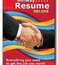 WinWay Resume Deluxe Crack 14.00.018 With [Latest] 2021